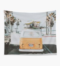 Lass uns surfen Wandbehang