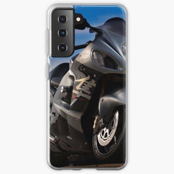 hayabusa motocyclette Coque souple Samsung Galaxy