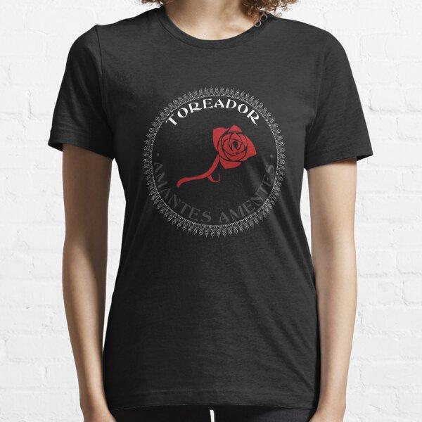 """Toreador """"Amantes Amentes"""" - Vampire: The Masquerade Essential T-Shirt"""