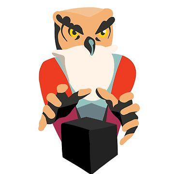 Mr. Owl by MattSauder