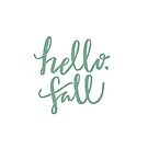 hello, fall (green) by wallabysway