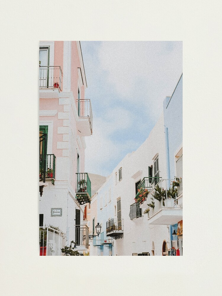 Alternate view of Italy Photographic Print