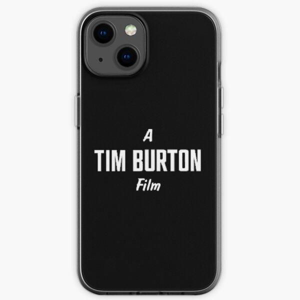 Tim Burton. Coque souple iPhone