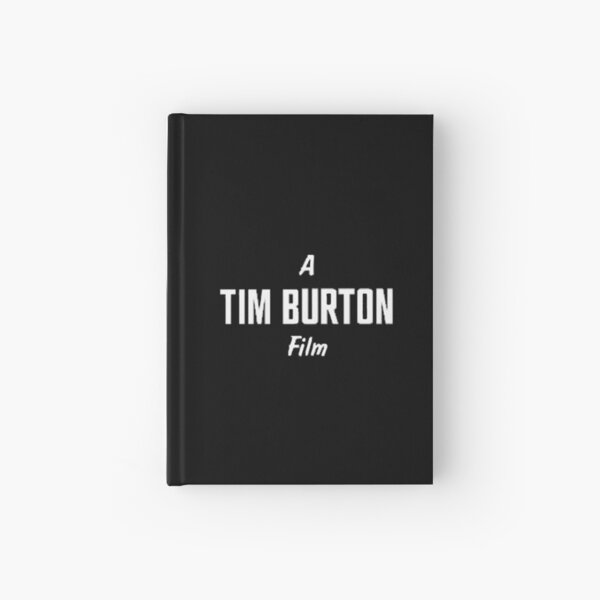 Tim Burton. Hardcover Journal