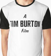 Tim Burton. Graphic T-Shirt