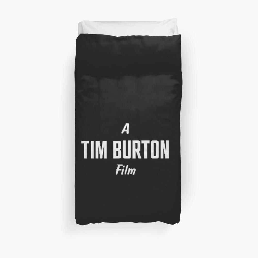 Tim Burton. Bettbezug