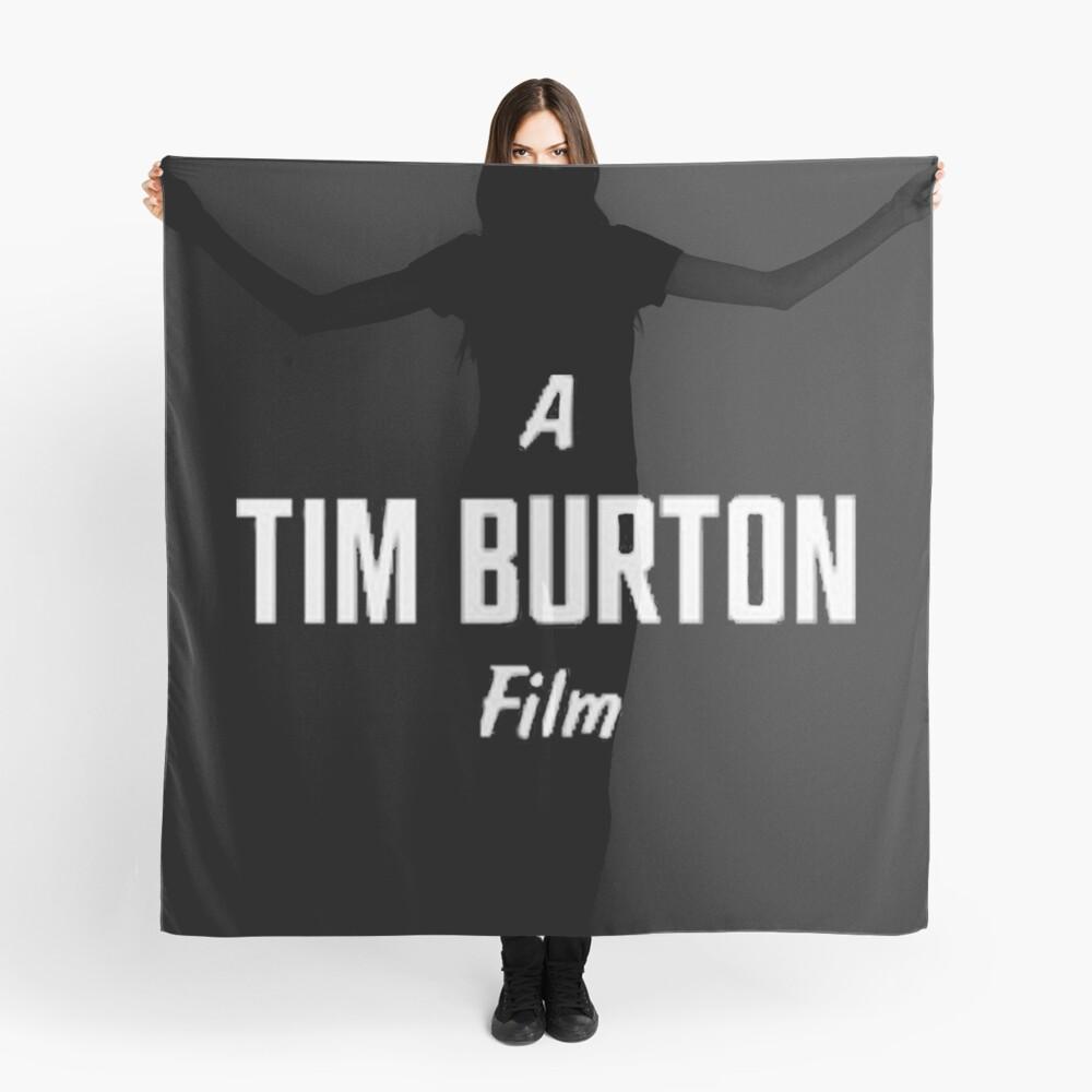 Tim Burton. Tuch