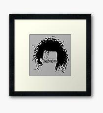 Edward. Framed Print