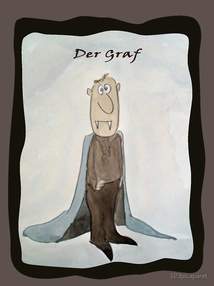Der Graf (The Count) by 123picaparet