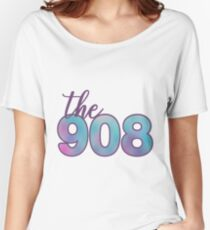 The 908 Women's Relaxed Fit T-Shirt