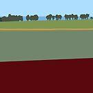 Farming by the Sea by Richard Klekociuk