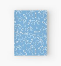 Type One Blue Hardcover Journal
