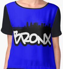 Bronx NYC 01 Chiffon Top