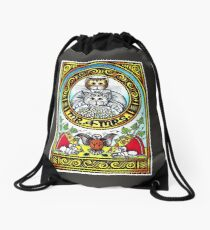 MR. & MRS. Drawstring Bag