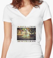 The Others (poster edition) Women's Fitted V-Neck T-Shirt