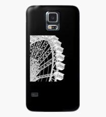 FERRIS WHEEL (w) Case/Skin for Samsung Galaxy