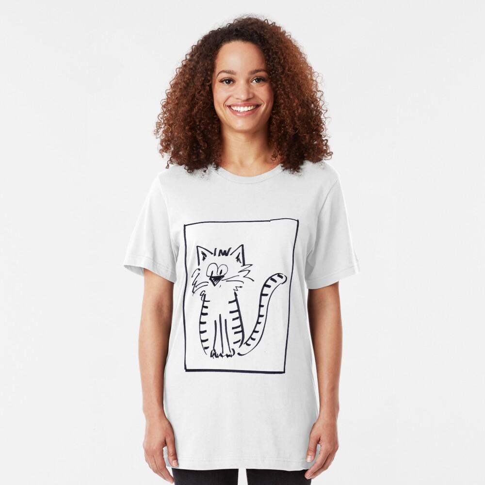 Happiness Slim Fit T-Shirt