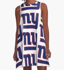 New york- Giants  A-Line Dress