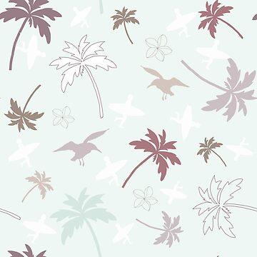 Tropical Sea Green by karin