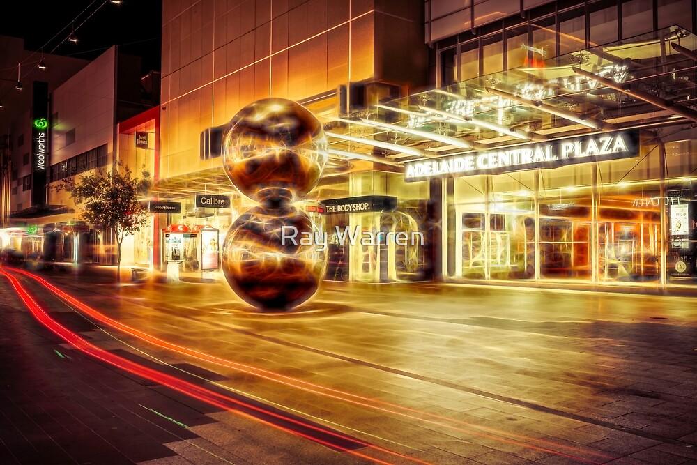 Malls Balls by Ray Warren