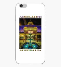 Adelaide Arcade Facade (poster edition) iPhone Case