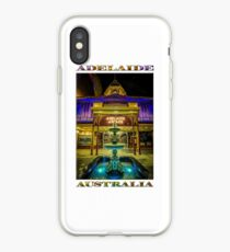 Adelaide Arcade Facade (poster edition) iPhone Case