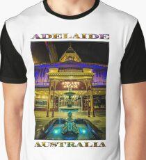 Adelaide Arcade Facade (poster edition) Graphic T-Shirt
