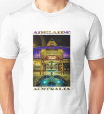 Adelaide Arcade Facade (poster edition) Unisex T-Shirt