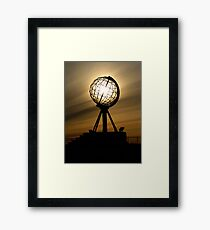 Nordkapp, Norway Framed Print