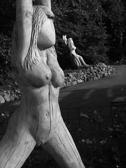 Wood Nymph, Denmark by Fin Gypsy
