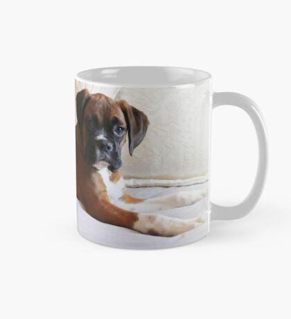 Nicht mein Bett ... sagst du? - Boxer Dogs Series Tasse