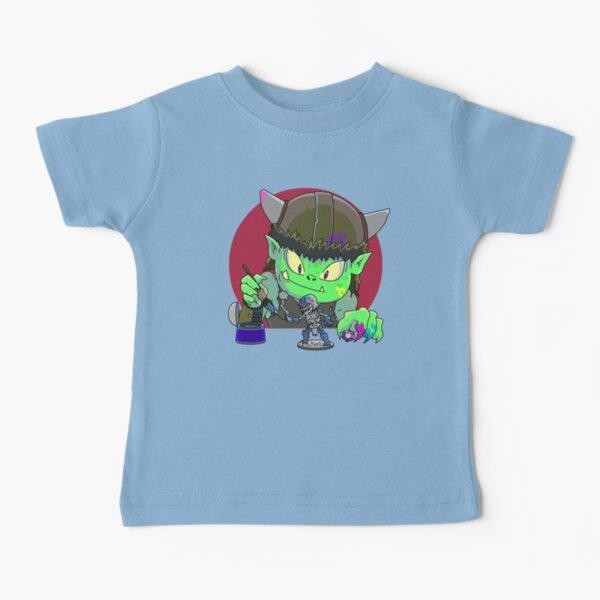 Battle Paints Baby T-Shirt