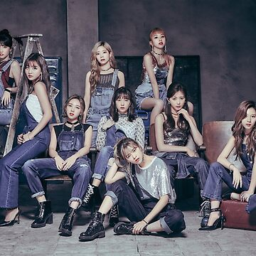 """TWICE - 1st ARENA TOUR 18' """"BDZ"""" (group) by Red-One48"""