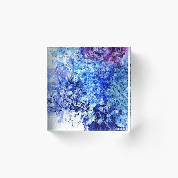 Frenzy Acrylic Block