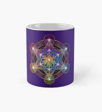 Metatron's Cube Merkabah Mug