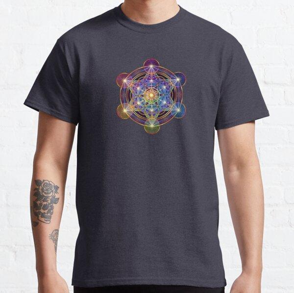 Metatron's Cube Merkabah Classic T-Shirt