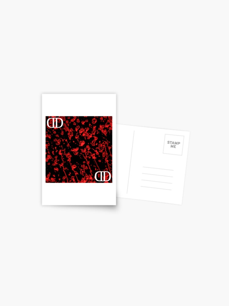 """Dirty Dev - Cloak N Dagger"""" Postcard by Dirty-Dev   Redbubble"""