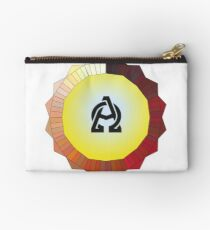 Alpha to Omega Studio Pouch