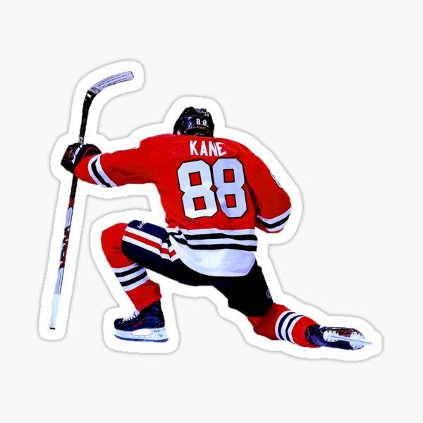 Patrick Kane Hockey Celebration Sticker