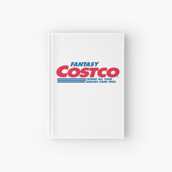 Fantasy Costco Hardcover Journal