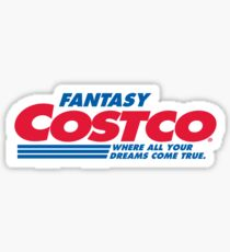 Fantasy Costco Sticker
