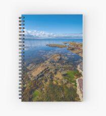 Watkins Bay, Beaumaris Spiral Notebook