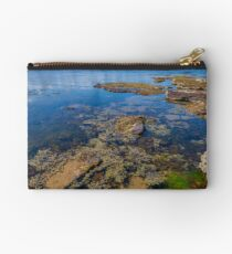 Watkins Bay, Beaumaris Zipper Pouch