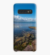 Beaumaris Bay Rocky Shore Case/Skin for Samsung Galaxy