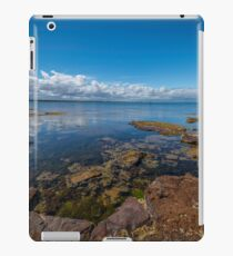 Beaumaris Bay Rocky Shore iPad Case/Skin