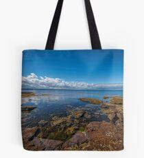 Beaumaris Bay Rocky Shore Tote Bag