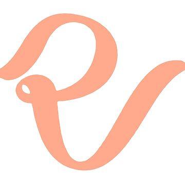 RED VELVET - RV (Logo) by Red-One48