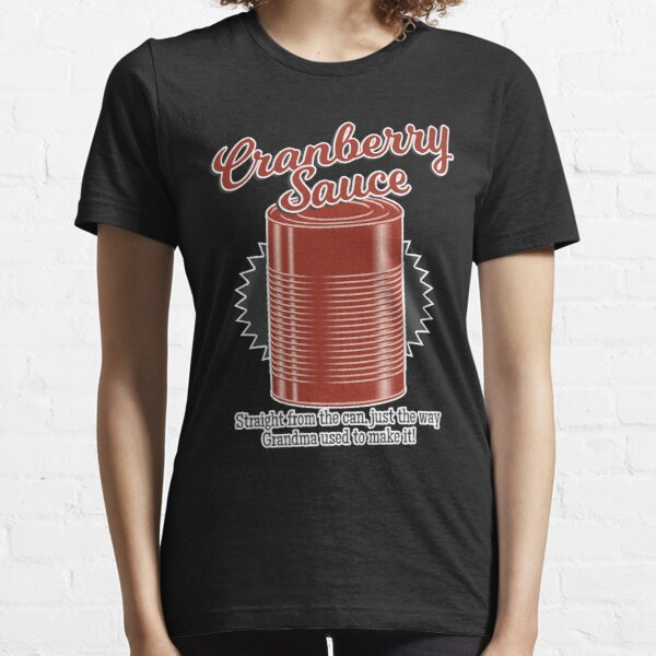 Thanksgiving Cranberry Sauce Can Essential T-Shirt