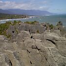 pancake rocks by erattik