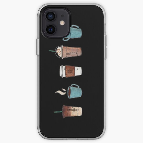 Coffee? iPhone Soft Case